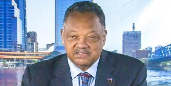 Jesse Jackson Nails Fox For Excluding Him From 'The White Panel You Just Had' On Ferguson