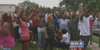 Residents Outraged Following Shooting Of Unarmed St. Louis Black Teenager