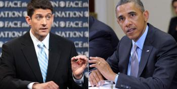 Paul Ryan: Looting Is Lawless And So Is President Obama