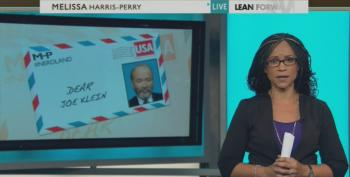 Melissa Harris-Perry Takes Joe Klein To Task For His Op-Ed On Ferguson Police Shooting