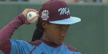 Crunch Night In Williamsport -- Will Mo'Ne Pitch Dragons To Victory?