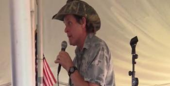 NRA's Ted Nugent Longs For Days When We Defeated 'Japs And Nazis'