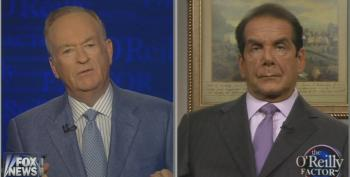 Krauthammer Tells O'Reilly 'General David Petraeus Actually Ended The War' In Iraq