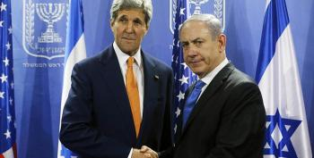 Israel 'Spied' On Kerry During Failed Peace Talks Last Year