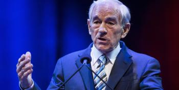 Ron Paul Goes Into Full Blown Conspiracy Theory Mode Over MH17 Crash