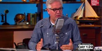 Grifters Glenn Beck And Ralph Reed Whine About Religious Persecution