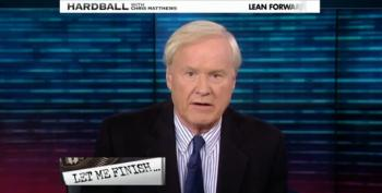 Chris Matthews To Obama: Sue Congress!