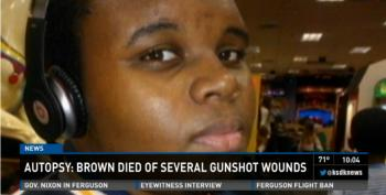 Michael Brown's Preliminary Autopsy Report States Obvious, Stalls Full Disclosure