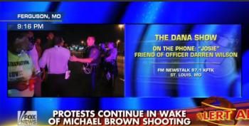 Media Punked By Fake 'Josie' Account Of Michael Brown Shooting