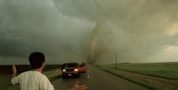 New Research Links Tornado Strength, Frequency To Climate Change