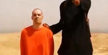 "Why Journalist's ""Staged"" Beheading Matters"