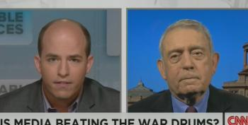 Dan Rather To Those Beating War Drums: Send Your Kids Or 'Don't Even Talk To Me'