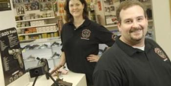 Gun Sales Spike Near Ferguson Riots