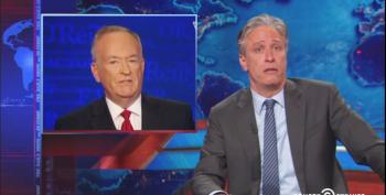 Jon Stewart's Powerful 'Ferguson' Segment Skewers 'Race Hustlers' At Fox News