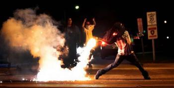 St. Louis Cops Shot Tear Gas At Al Jazeera Film Crew
