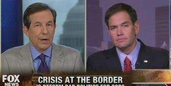 Fox's Chris Wallace Grills Rubio Over Flip Flopping On Immigration Reform