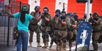 Six Other Excessive Force Complaints Filed Against Ferguson PD