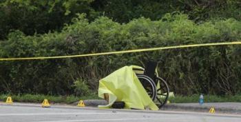 Man Leaves Car To Fatally Shoot Panhandler In Wheelchair