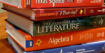 Remember That Great Texas Textbook Debate? Wait Till You See The Books.