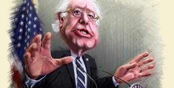 Bernie Sanders Calls Out The Corporate Media For Ignoring Campaign Finance Reform