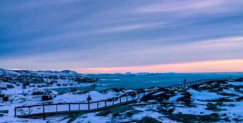 2014 Arctic Sea Ice Sixth Lowest On Record