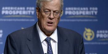 Koch Machine Pulls The Plug In Oregon