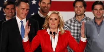Ann Romney Claims Willard Could Go Back In History And Prevent ISIS