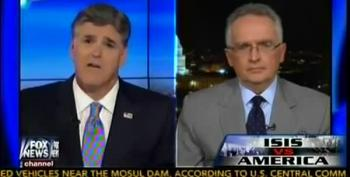 Sean Hannity Wonders If Obama's 'Radical Indoctrination' Is Affecting Foreign Policy
