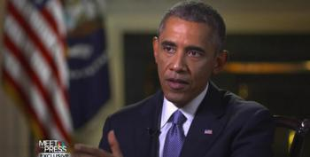 Obama: 'People Want To Get Stuff Done'