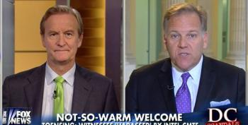 GOP Rep. Mike Rogers Blows Fox Benghazi! Narrative All To Hell