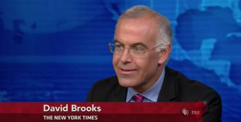 David Brooks: Republicans Will Sweep Midterms If He Wishes Hard Enough