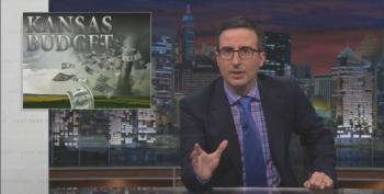 John Oliver Offers To Help Kansas Sell Vibrators To Cover Their Deficit