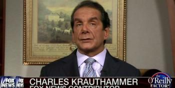 Krauthammer Tries To Derail Iran Nuclear Negotiations With More Lies