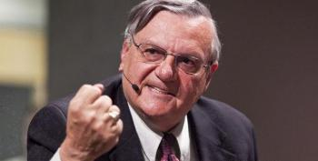 Joe Arpaio's Sheriffs First To Be Terminated From Government Surplus Weapons Program