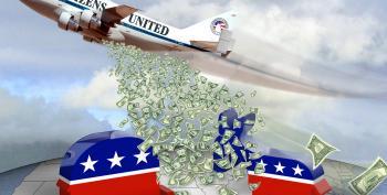Republican Senators Filibuster Citizens United Constitutional Amendment