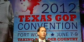 The 20 Scariest Things About The Texas GOP's Newest Bass-Ackwards 'Platform'