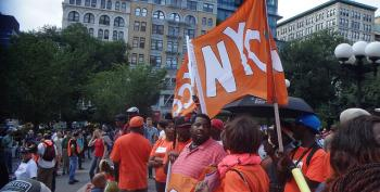 Fast Food Workers Plan Civil Disobedience Action This Thursday