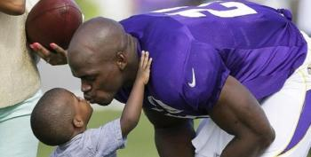 Adrian Peterson And The Glacial Pace Of Cultural Evolution