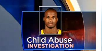 NFL's Adrian Peterson Indicted For Child Abuse
