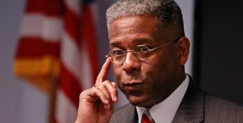 Tea Party War Criminal Allen West Tells Military To Disobey The Commander-In-Chief