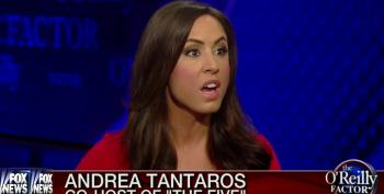 Former Fox Host Andrea Tantaros Says Bill O'Reilly Sexually Harassed Her