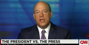 Ari Fleischer Lectures President Obama On His Leadership? Shameless!