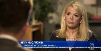 Obamacare Misinformer Betsy McCaughey Walks Off Set Of The Daily Show