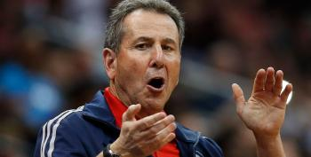 NBA's Atlanta Hawks Owner Selling Team After Racist Email Comes To Light
