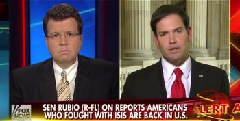 Marco Rubio Calls For Permanent U.S. Troop Presence In Middle East