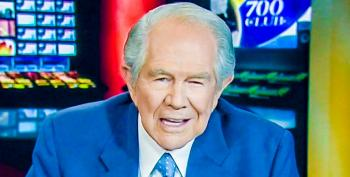 Pat Robertson Lashes Out After Air Force Nixes 'God' Oath: 'How Can They Fly?'