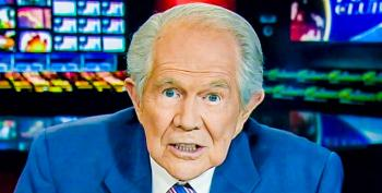 Pat Robertson Calls For More Guns In Churches: 'Blessed Are The Fully Armed'