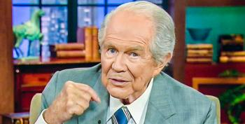 Pat Robertson Snaps After Viewer Calls His Tax Exemption A Government 'Handout'