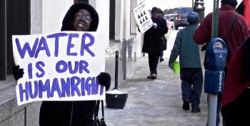 Judge Rules Poor People Have No Right To Water, Shutoffs To Continue