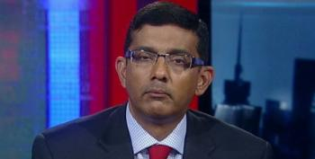 Dinesh D'Souza's Ex-Wife Begged Judge To Throw Book At Him